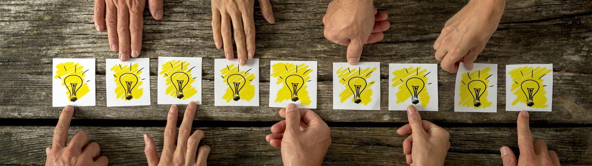Ideas + Comunidad = Proyectos